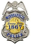 Minneapolis police logo