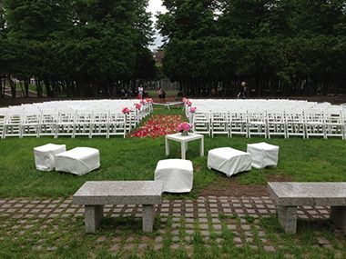 sculpture_garden_wedding_ceremony_setup
