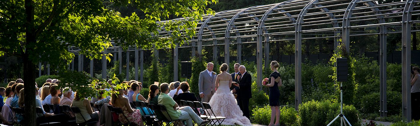 minneapolis sculpture garden wedding
