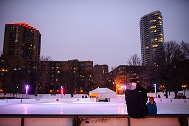 Winterfest at Loring Park 2