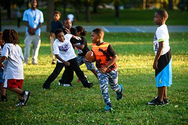 Fundamental Football at North Commons_1