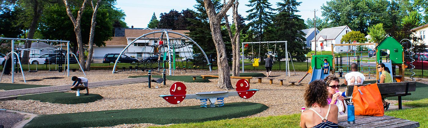 hi-view park playground