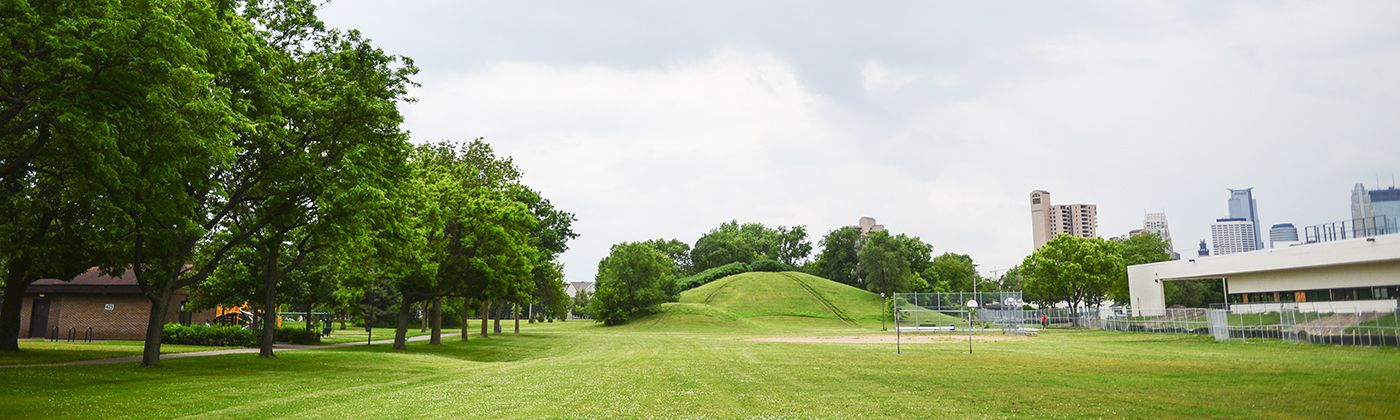 st. anthony park sledding hill