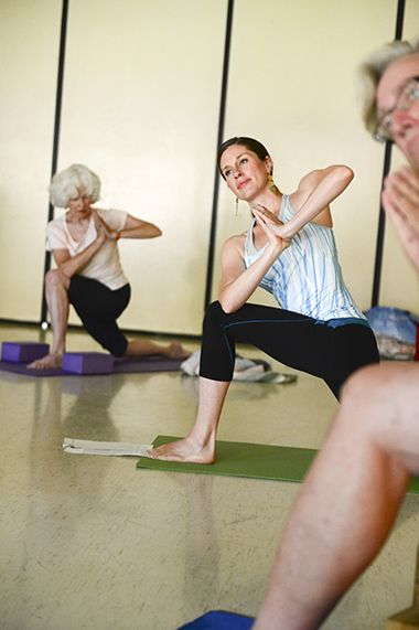 Linden_Hills_Recreation_Center_Adult_Yoga_Class1