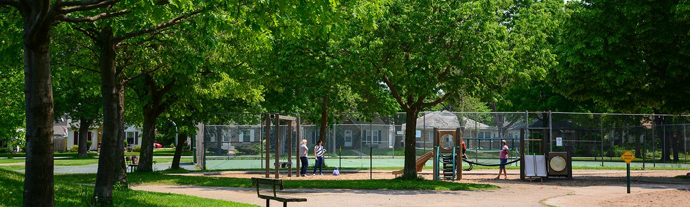 todd park playground and tennis court