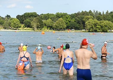 Nokomis Main_Open Swim_1