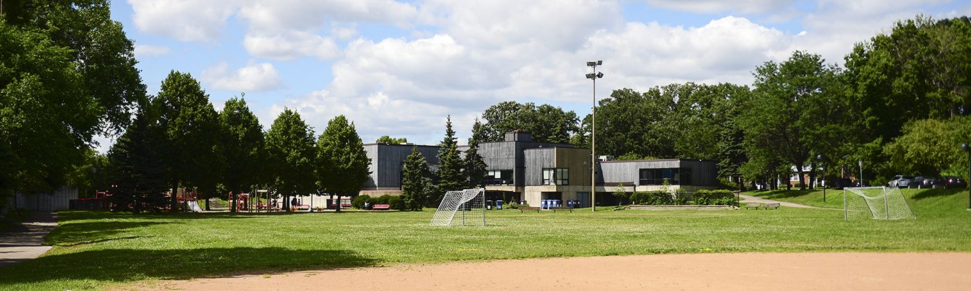 luxton park athletic field