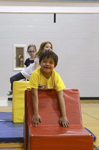 Matthews Park_Adaptive Obstacle Course_3
