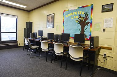Corcoran_Rec_Center_computerlab