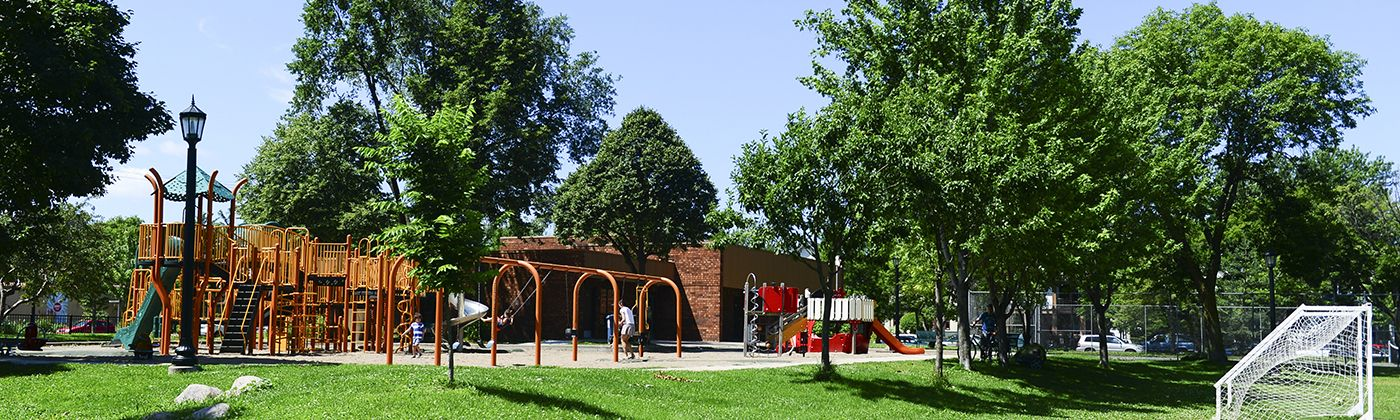 painter park playground and recreation center