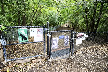 Minnehaha_Dog_Park_entrance