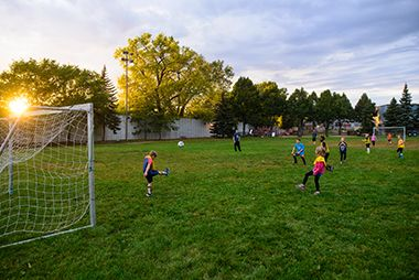 Fundamental Soccer at Luxton_2