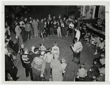 Park_Board_Youth_Marble_Tournament_at_the_Municipal_Auditorium_Minneapolis_Minnesota 1943