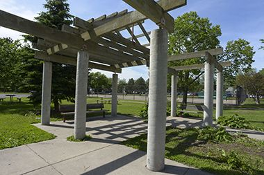 NE_Athletic_Field_pergola