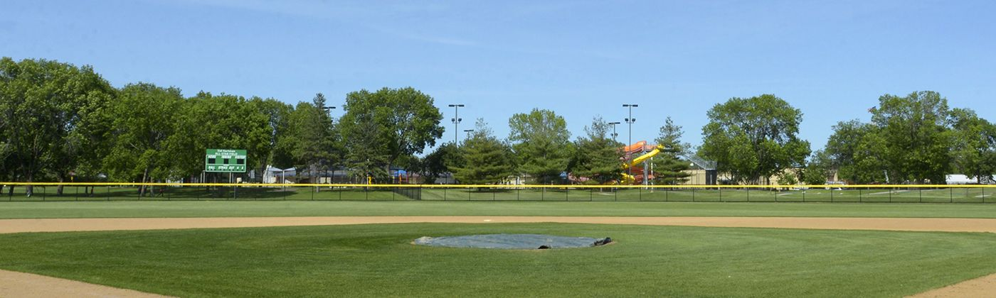 northeast park baseball field