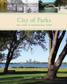 city of parks book