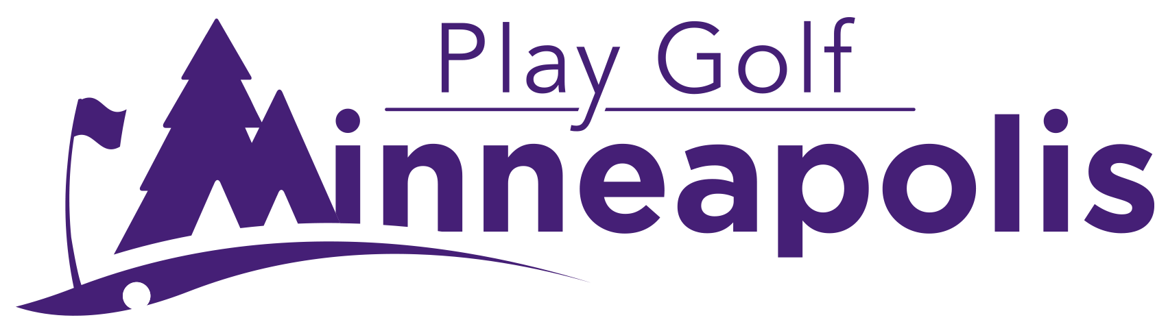 Minneapolis Golf Logo