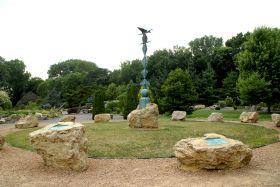 spirit of peace statue