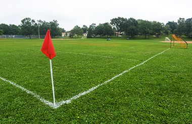 Armatage Park soccer field