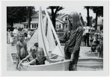 Windom_Park_Childrens_Regatta_Minneapolis_Minnesota 1966