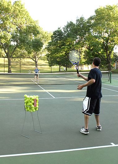 Adult Tennis Lessons at Matthews Park