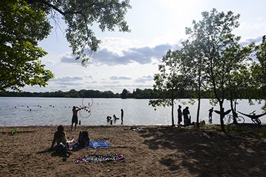 Cedar Lake_East Beach_wideshot