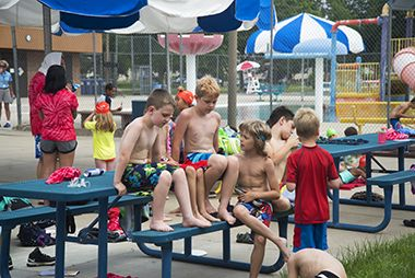 North Commons_Worlds Largest Swim Lesson_2