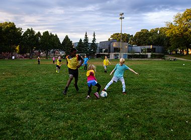 Fundamental Soccer at Luxton_3