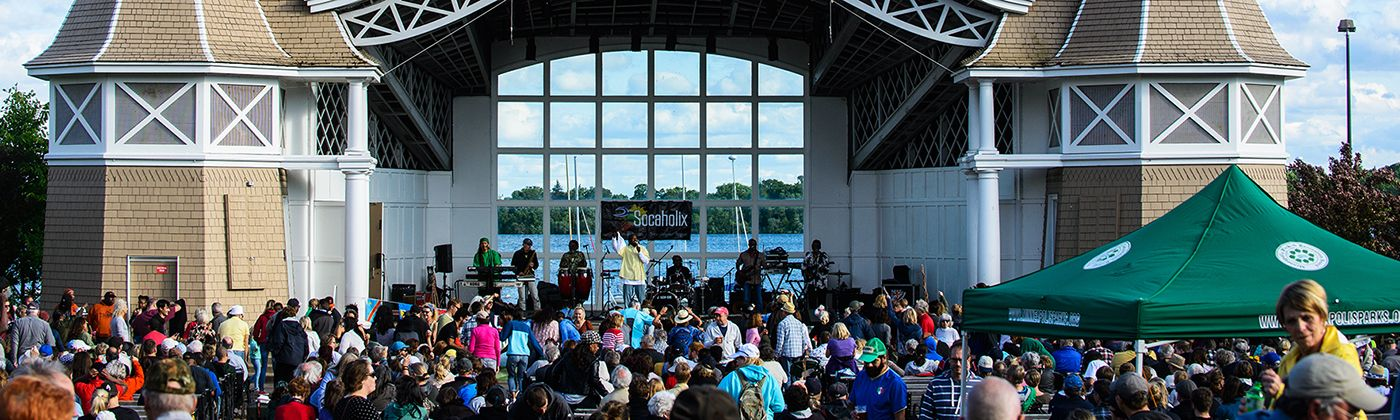 socaholix at lake harriet bandshell