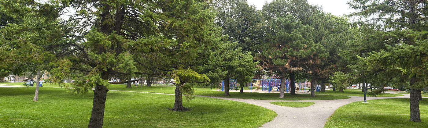 van cleve walking paths and playground