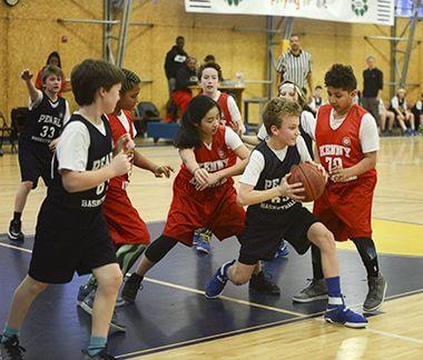 12U Basketball Tournament