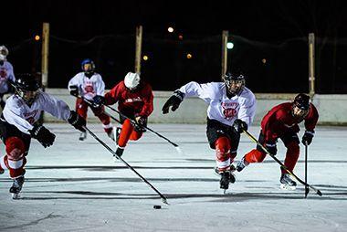 15U Hockey