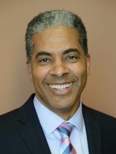 Superintendent candidate finalist Al Bangoura