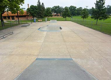 Skate Park at Armatage Park