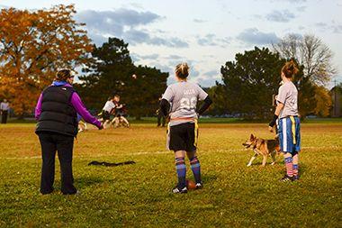 Women's Flag Football