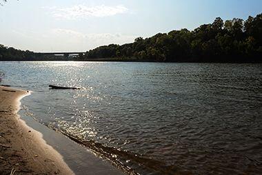 Mississippi River Gorge
