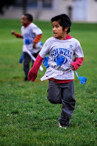 Youth Flag Football