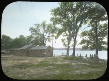 Glenwood Lake Old Bathhouse, 1900-1930