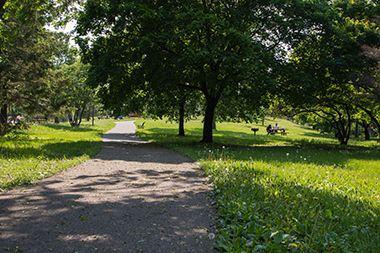 West Side Walking Path