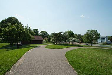 East Side Walking Path