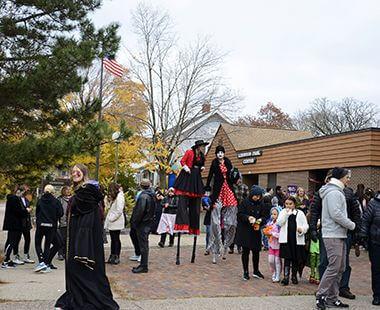 Halloween at Kenwood