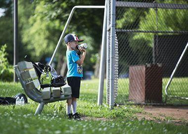 Fundamental Coach Pitch Baseball