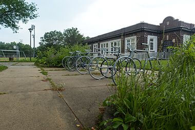 Hiawatha School Park