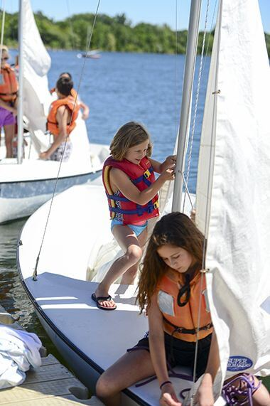 Youth Sailing Lessons