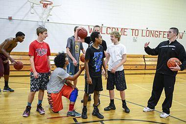 MEA Basketball Clinic