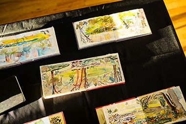 Loring Artist in Residence Reception