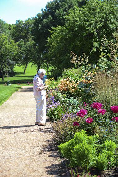 Lyndale Park Annual-Perennial Garden
