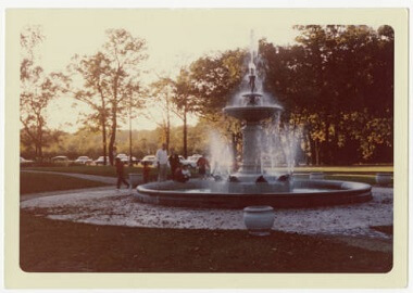 Lyndale Park and Phelps Fountain, 1963