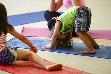 Yoga For Youngsters