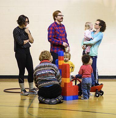 Parent-Tot Indoor Playground